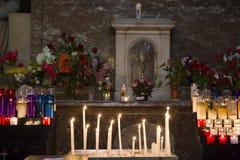 Eglise Saint Sulpice, Paris, France Stock Photo