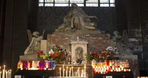 Eglise Saint Sulpice, Paris, France Royalty Free Stock Images