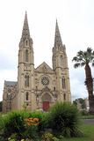 Eglise Sainte Baudile in der französischen Stadt Nimes Lizenzfreie Stockfotografie
