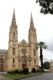 Eglise Sainte Baudile in der französischen Stadt von Nimes Lizenzfreie Stockfotos