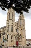 Eglise Sainte Baudile in Nimes, Frankreich Lizenzfreie Stockbilder