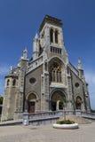 Eglise Sainte Eugenie Biarritz Stockfoto