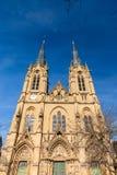 Eglise Sainte-Segolene in Metz - Lothringen, Frankreich Stockfoto