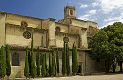 Eglise St Joseph, Montelimar Fotos de Stock Royalty Free