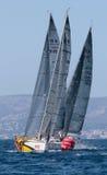 Żeglować biegowego regatta 010 obrazy royalty free