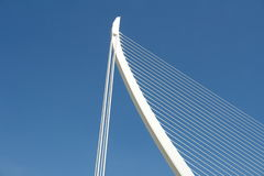 Żeglować most Zdjęcie Stock