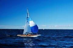 Żeglowania regatta w Rosja Obrazy Stock