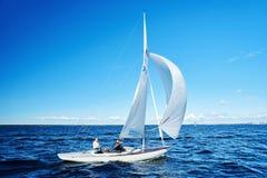 Żeglowania regatta w Rosja Zdjęcie Stock