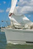 Żeglowanie łodzi jachty Obraz Stock