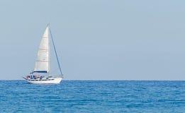 Żeglowanie jacht Obraz Royalty Free