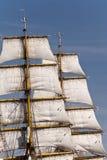 Żeglowanie statek Obraz Stock