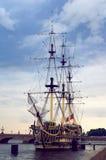 Żeglowanie statek Obraz Royalty Free