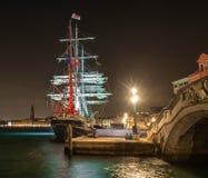 Żeglowanie statki Zdjęcia Royalty Free