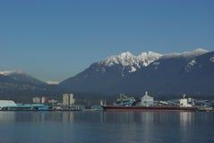 żegluga portowej Fotografia Stock