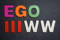 Ego IIIww stockfoto