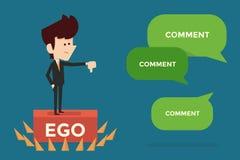 Ego y límite libre illustration