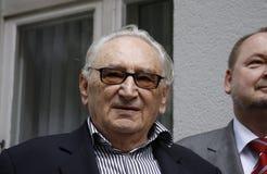 Egon Bahr Foto de archivo