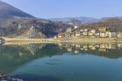 Egrad del ¡de ViÅ, Bosnia y Herzegovina Fotos de archivo libres de regalías