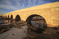 Egri bridge in Sivas, Turkey Stock Image