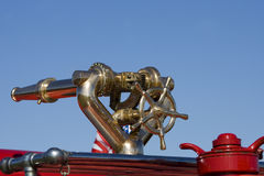 Eguipment de lutte contre l'incendie Photos stock