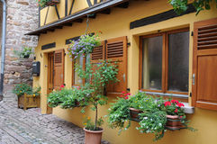 Eguisheim Stock Photo