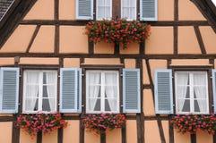 Eguisheim Royalty-vrije Stock Afbeeldingen