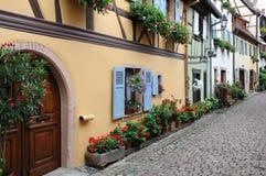 Eguisheim Stock Fotografie