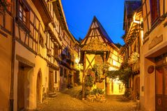 Free Eguisheim, Alsace, France Royalty Free Stock Images - 161262749