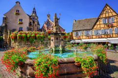 Free Eguisheim, Alsace, France Royalty Free Stock Photo - 60366875