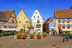 Free Eguisheim, Alsace, France Royalty Free Stock Images - 60404439