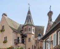 Eguisheim in Alsace Stock Photos