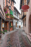 Eguisheim in Alsace Royalty Free Stock Photo