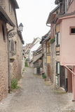Eguisheim in Alsace Royalty Free Stock Image