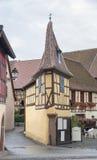 Eguisheim in Alsace Stock Image