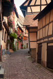Eguisheim Alsace village Stock Photos