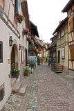 Eguisheim France Stock Photo