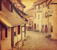 Eguisheim. Royalty Free Stock Image