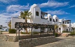 Egyprt tourist resort Stock Photo