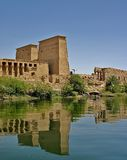 egypt öphilae Royaltyfri Foto