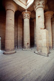 egypt świątynia Obrazy Royalty Free