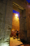 Egypt. The Kom Ombo temple Royalty Free Stock Photos