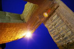 Egypt. The Kom Ombo temple Stock Photography