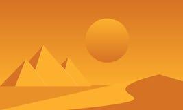 egypt stock illustrationer