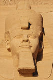 Egypt. Abu Simbel Stock Images