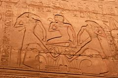 Egypt ancient hystory Stock Photography