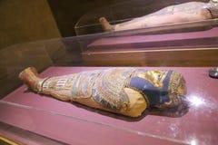 Museum of Nubia Egypt. Egypt, Aswan, Ancient Antiques at Museum of Nubia Egypt 20 September 2017 Stock Photo