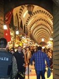 Egypt Bazaar. Istanbul Turkey Mısır royalty free stock images