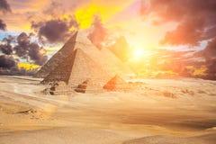 Egypt Cairo - Giza Stock Photography