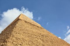 Egypt Cairo - Giza Royalty Free Stock Photography