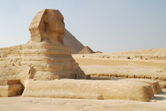Egypt Cairo Sphinx of Giza 2007 Stock Photos